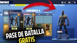 HOW TO GET BATTLE PASS 4 TOTALLY FREE (PC, XBOX AND PS4) - Fortnite Battle Royale