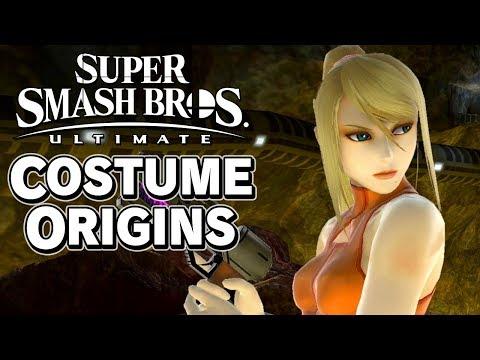 Smash Ultimate Costume Origins - Brawl Fighters – Aaronitmar