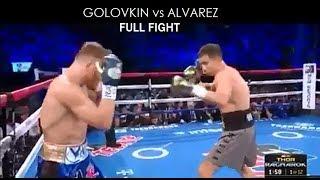 Геннадий Головкин vs Сауль Канело Альварес FULL   Fight Gennady Golovkin vs  SAUL Alvarez