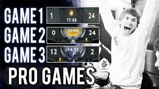 Top 3 Disaster Games Ever Dota 2