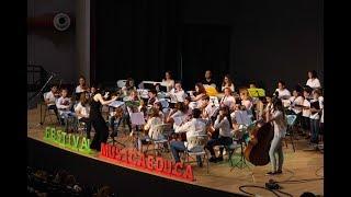 Festival Musicaeduca 2018 , un resumen - Agrupaciones de la escuela de música de Alcalá de Henares