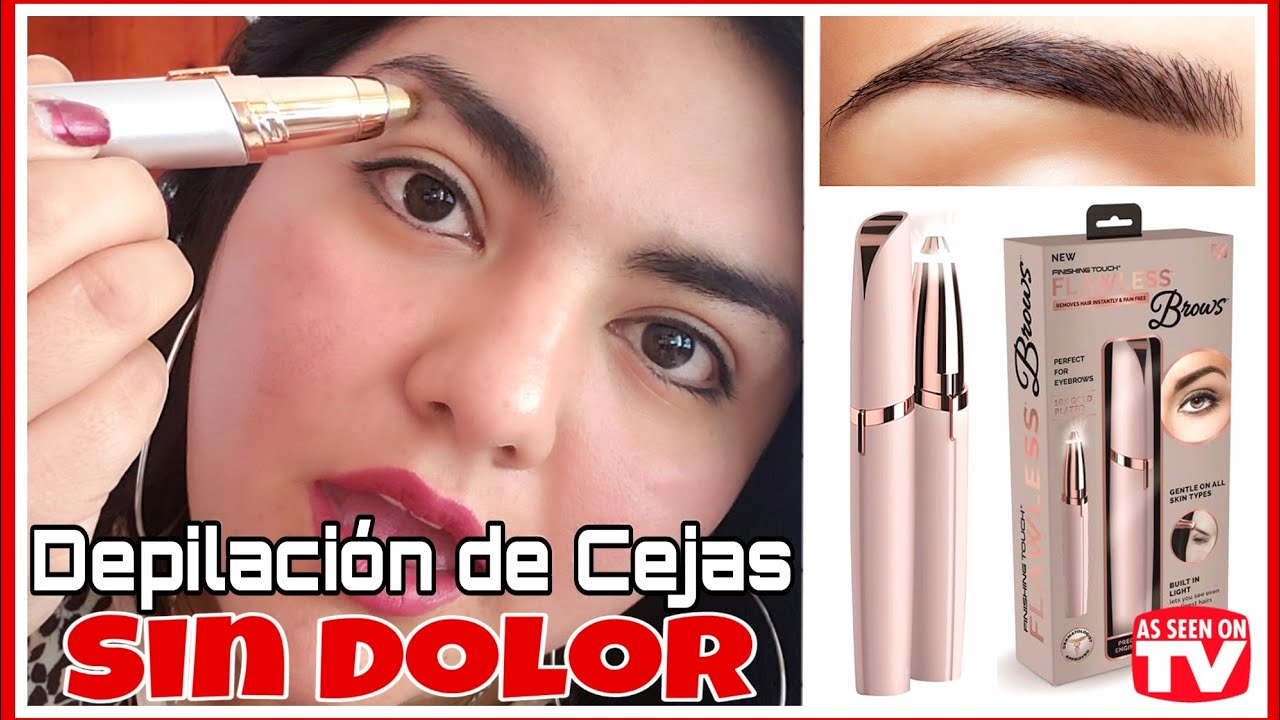 Image result for depilador de cejas flawless