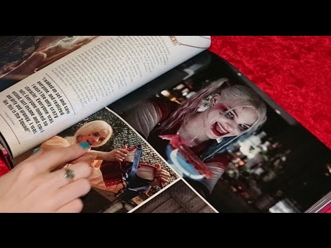 Suicide Squad Book Flip Through