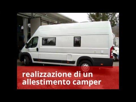 Allestimento Furgone A Camper смотреть видео бесплатно онлайн