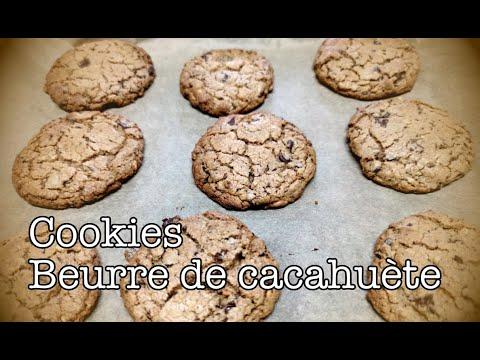 cookies-au-beurre-de-cacahuète