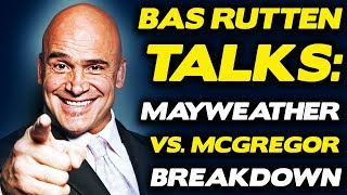 Bas Rutten on Mayweather Prediction: