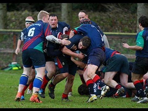 Coolmine v Tallaght RFC First Half