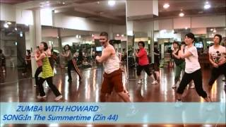 In The Summertime (Zin 44) / ZUMBA WITH HOWARD