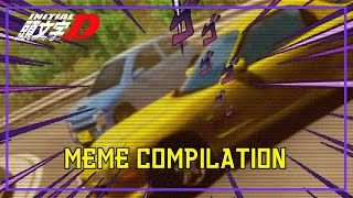 Initial D Meme Compilation MUST SEE