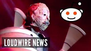 Slipknot's New Member: Reddit Solves the Mystery?