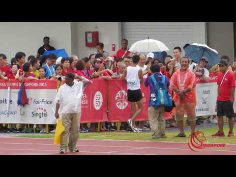 Marathon  - 2015 SEA Games