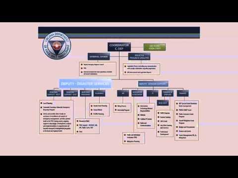 Virginia Department of Emergency Management Reorganization Structure