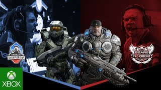 Halo and Gears of War New Orleans Event Trailer