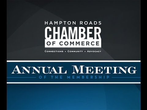 Chamber's 2014 Annual Meeting of the Membership