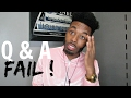 Q & A FAIL ! : Am I single? How Beyonce inspires me?