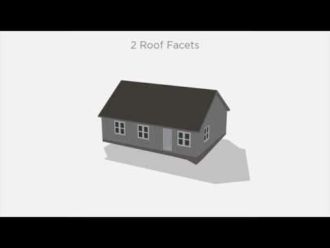 The Definition of a Roof Facet - YouTube