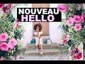 HELLO • Nouveau départ, nouvelles vidéos | Beautiful Naturelle
