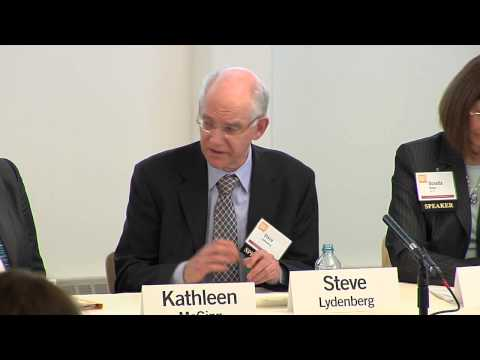 Socially Responsible Investing - moderated by Kathleen L. McGinn