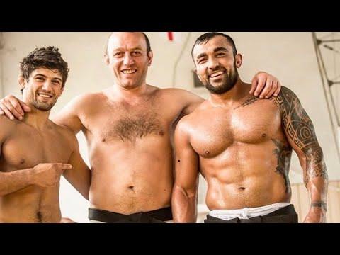 Judo Training with Ilias Iliadis and the Girls Power