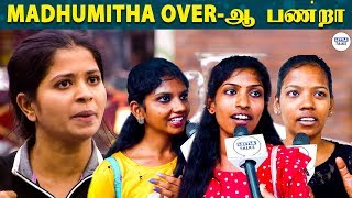 MADHUMITHA Evict ஆகணும் | Bigg Boss Tamil 3 | LittleTalks