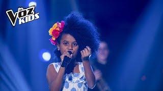 Azuquitar canta Hasta Que Te Conocí   La Voz Kids Colombia 2018