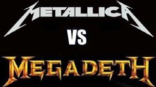 Metallica vs. Megadeth (análise musical)