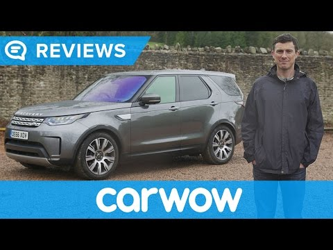 New Land Rover Discovery SUV 2017 review | Mat Watson Reviews