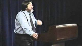 Rick Roderick on Derrida - The Ends of Man [full length]