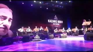İstanbul Kazancı Bedih'i anma