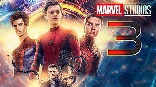Spider-Man 3 Tobey Maguire Marvel Movie News Breakdown - Avengers Phase 4 Spider-Verse