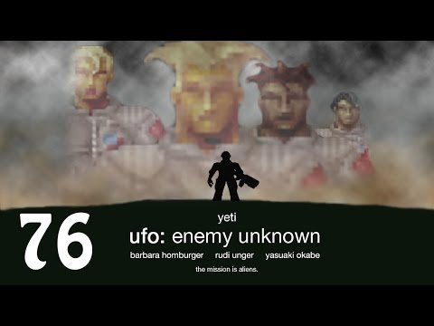 A Landed Supply Ship! | UFO: Enemy Unknown Ep. 76