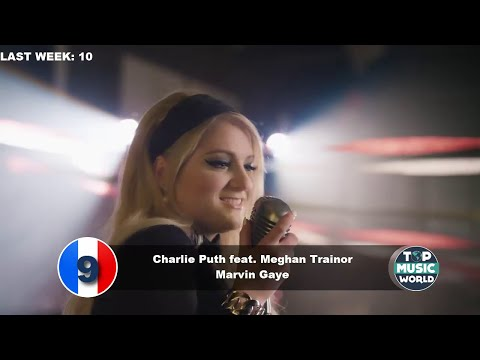 Top 10 Songs of The Week - January 2, 2016 (France)