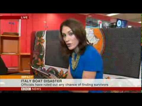 Lampedusa Migrant Boat Tragedy: BBC World's Newsroom