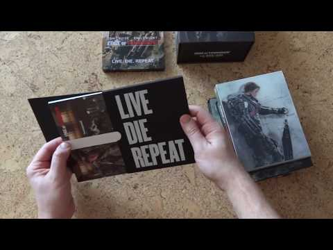 Edge of Tomorrow [HDzeta Exclusive] Lenticular Boxset Edition