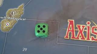 Axis and Allies Anniversary Gameplay