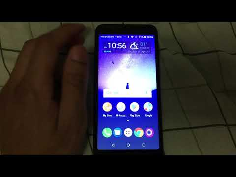 Unboxing TCL LX phone by TracFone