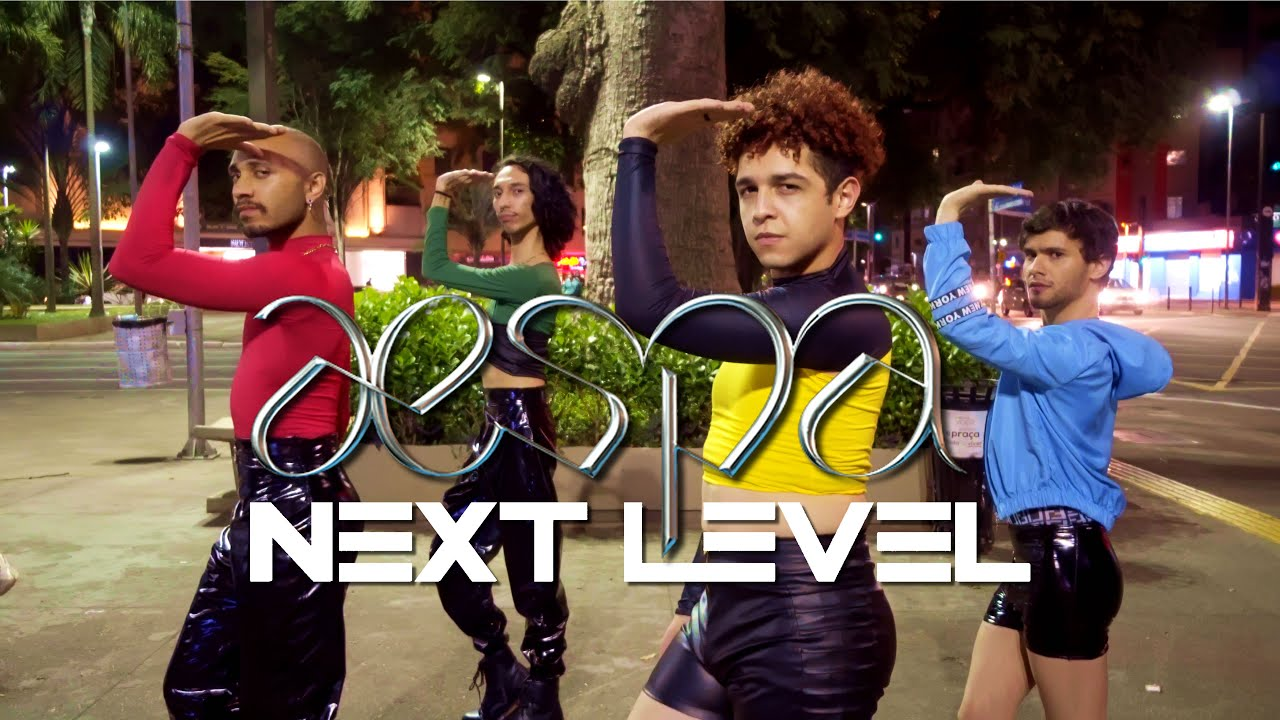 [KPOP IN PUBLIC CHALLENGE][BRAZIL][4K] aespa 에스파 - NEXT LEVEL - DANCE COVER | B2 DANCE GROUP