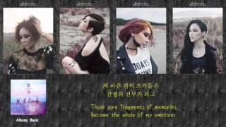 [ENG SUB] Brown Eyed Girls (브라운 아이드 걸스) - Fractal (lyrics)