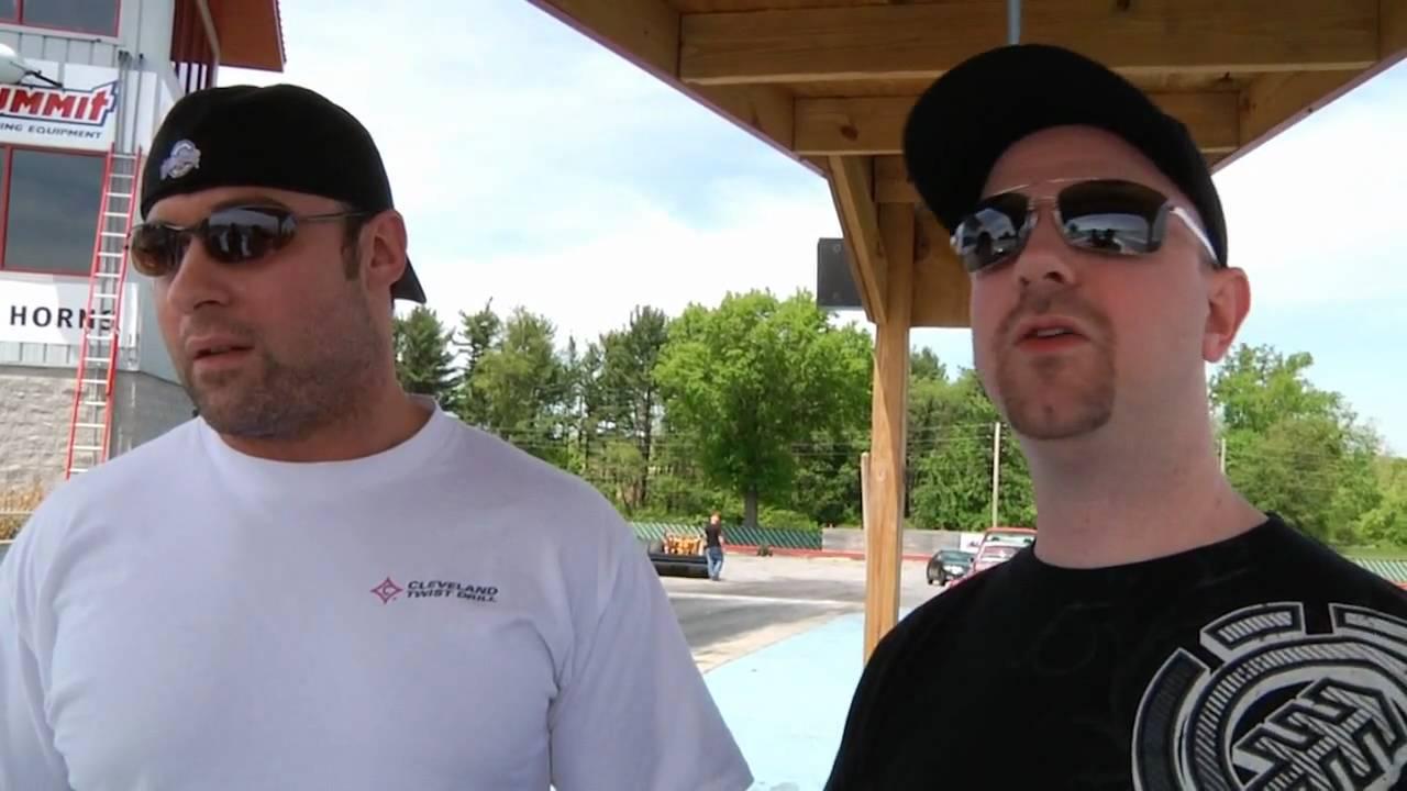 2003 Mitsubishi Eclipse Gts >> Rover vs. Dieter Race: 2010 Range Rover Supercharged vs. 2003 Mitsubishi Eclipse GTS - YouTube