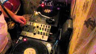 Timecode Vinyl Hard House Video 01 - mixed by Ricardo Snip