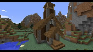 Minecraft : Medieval Church Tutorial YouTube