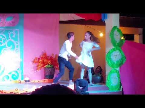 "Barcelona interpretative dance ""My Talent"" (Best i"