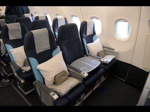 [Flight Report] AIGLE AZUR | Paris ✈ Beirut | Airbus A320 | Business
