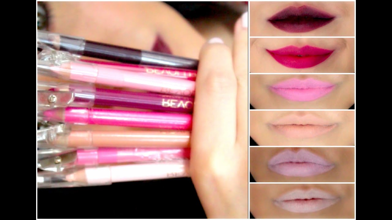 Makeup forever lipstick review