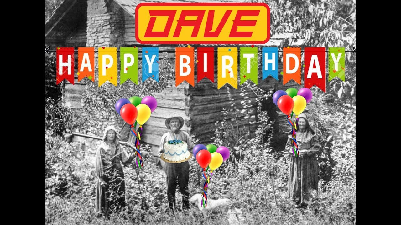 Download It's Dave's Birthday!!!