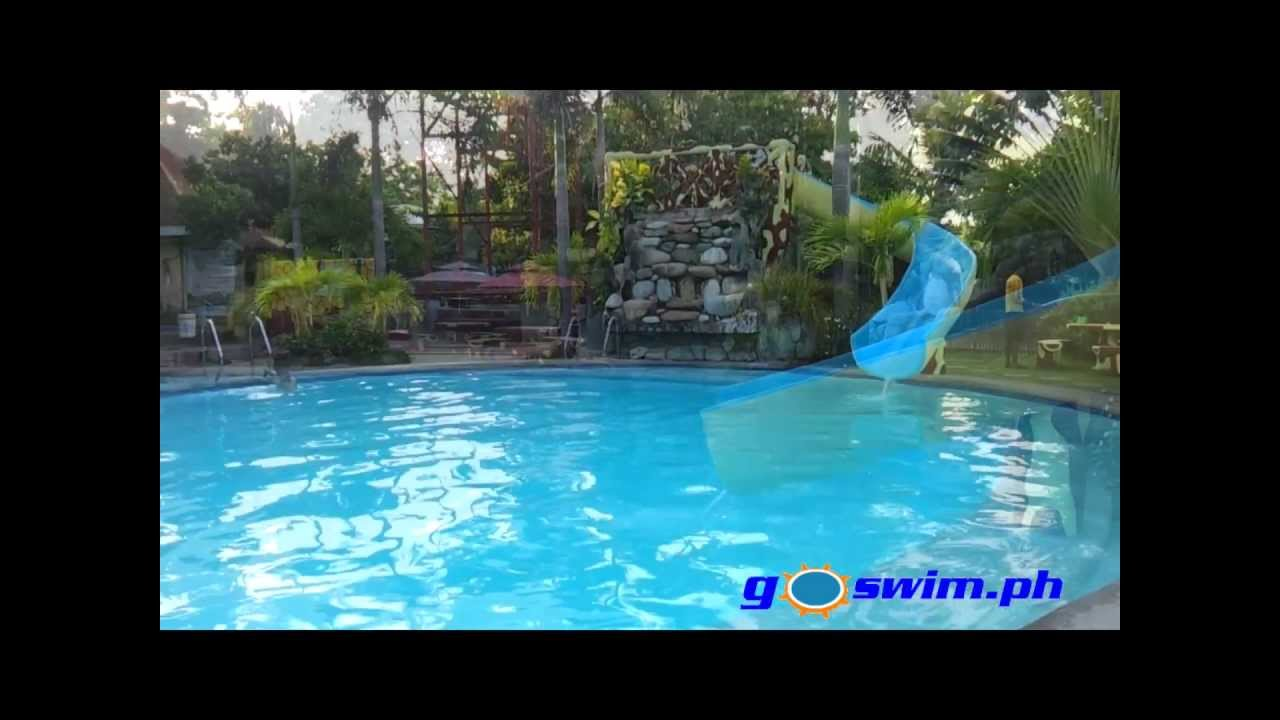 Recreational Swimming Pools At Bakasyunan Resort Iba Zambales Youtube