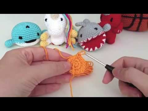 Evoli 🍬 häkeln *Do it Yourself* Amigurumi | Pokémon Woche [ENG ... | 360x480