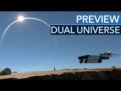 Dual Universe - Dieses MMO greift nach den Sternen
