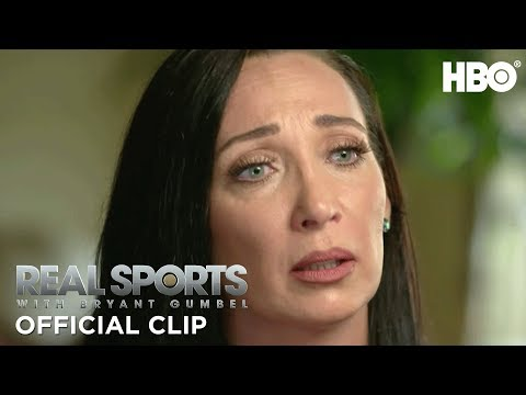 Amy Van Dyken's Return to the Water | Real Sports w/ Bryant ...