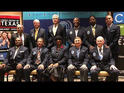Dallas ISD 2019 Athletic Hall of Fame Ceremony Recap